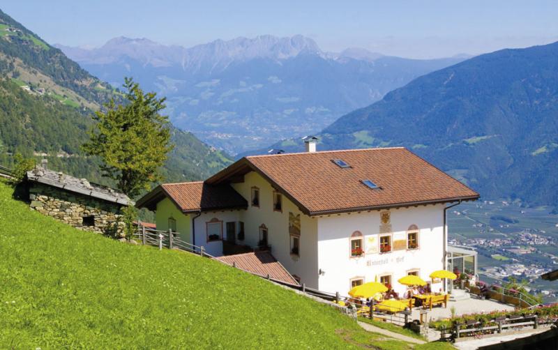 Lust auf Italien: Gasthaus Unterstell Hof Südtirol