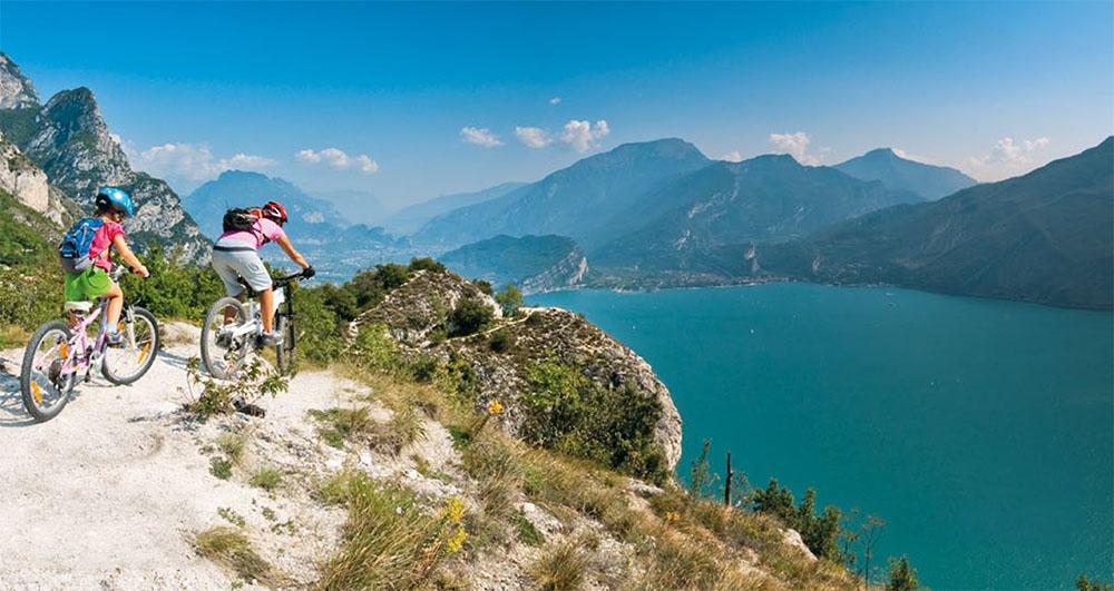 Freizeit und Sport am Gardasee