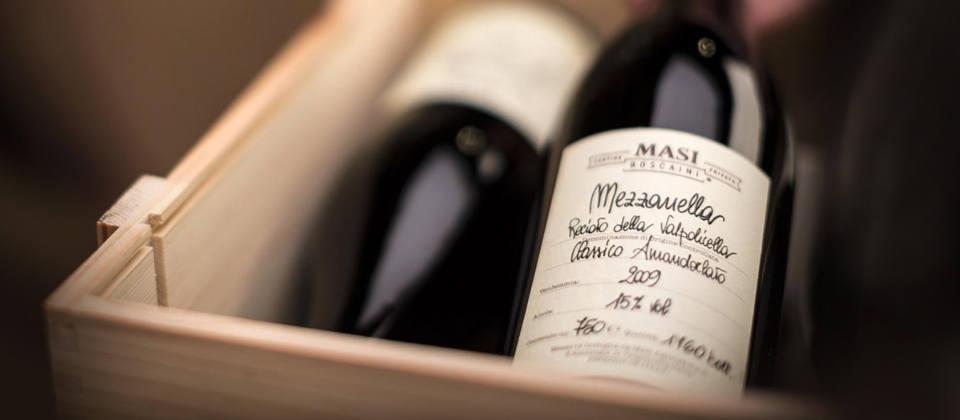 Lust auf Italien: Wein Gardasee Masi