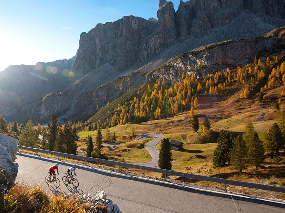 Aufmacher Mountainbiken in Südtirol