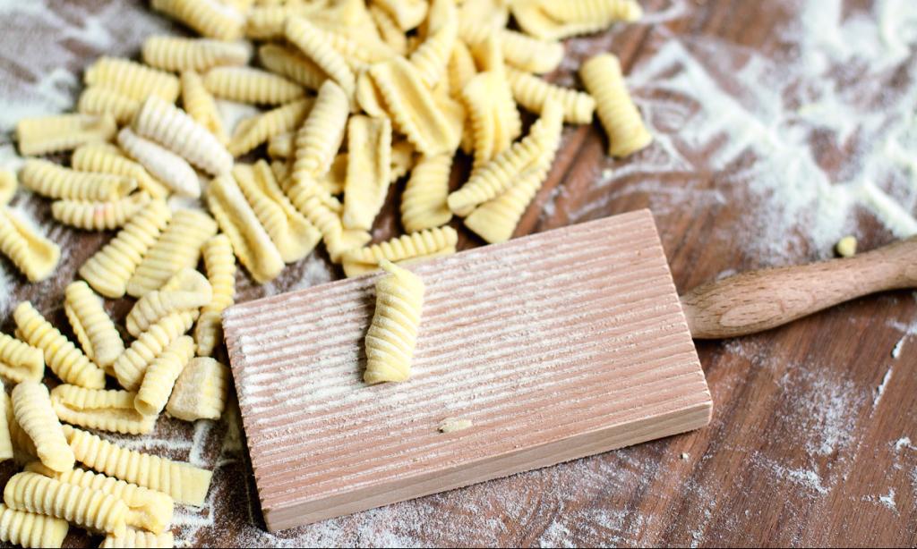 Küche Sardische Gnocchi - Rezept