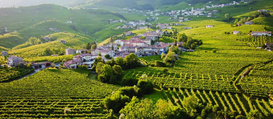 Lust auf Italien: Prosecco - pricklender Genuss