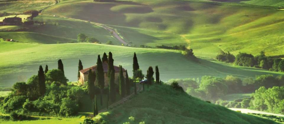Lust auf Italien: Weinland Toskana