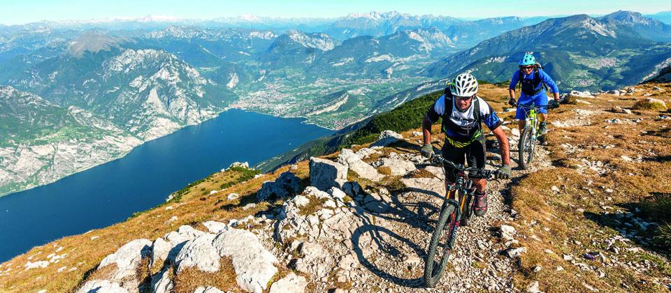 Lust auf Italien, Reisen, Trentino, Mountainbiking