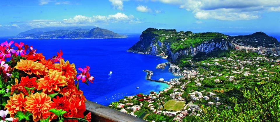Lust auf Italien, Reisen, Kampanien, Capri