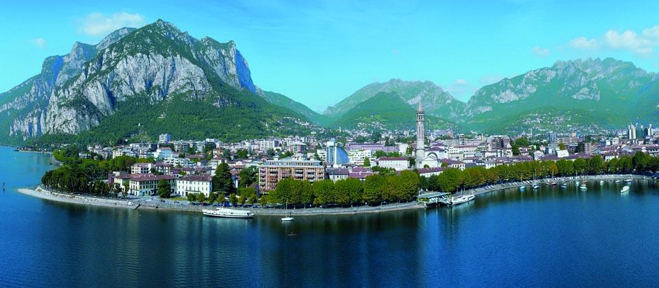 Lust auf Italien, Reisen, oberitalienische Seen, Comersee