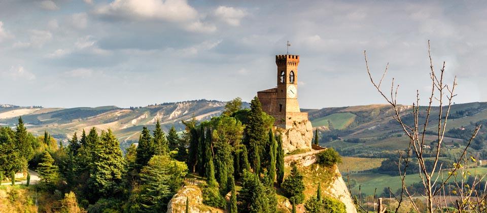 Lust auf Italien, Reisen, Emilia-Romagna, Ravenna, brisighella