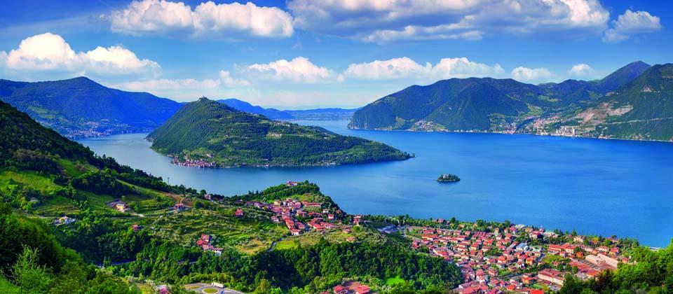 Lust auf Italien, Reisen, oberitalienische seen, d´Iseo see