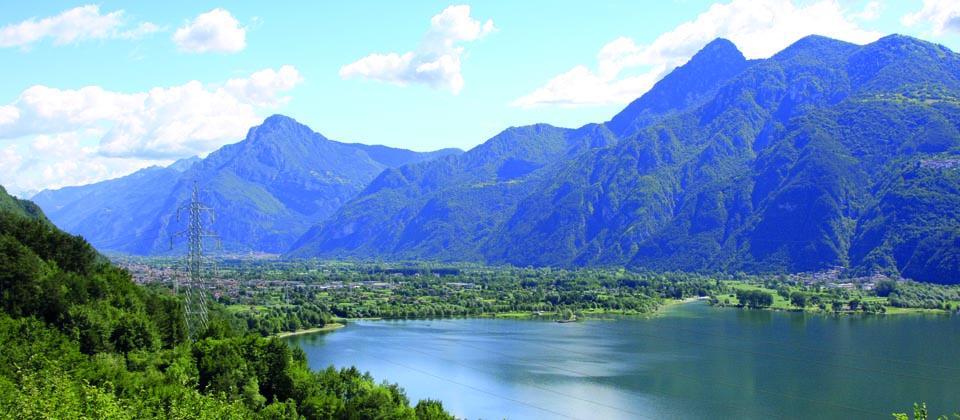 Lust auf Italien, Reisen, oberitalienische Seen, Idrosee