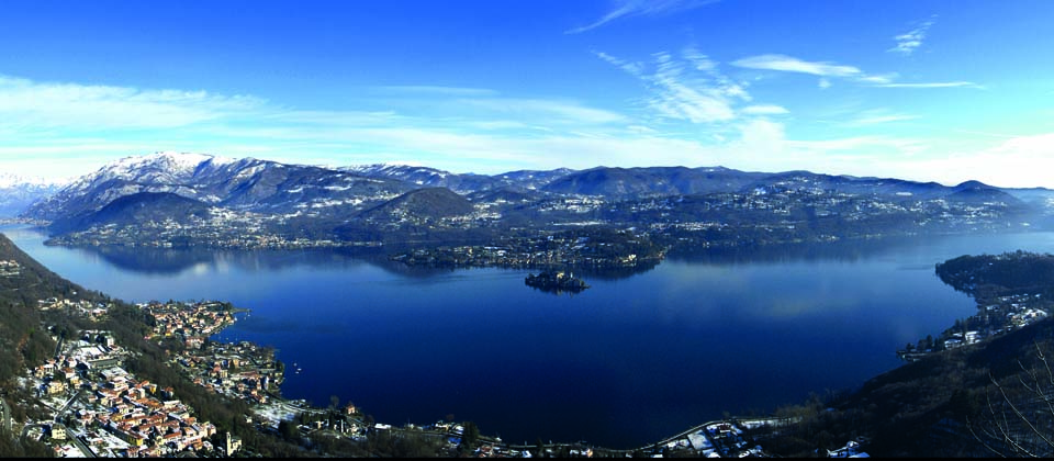 Lust auf Italien, Reisen, oberitalienische Seen, Ortasee