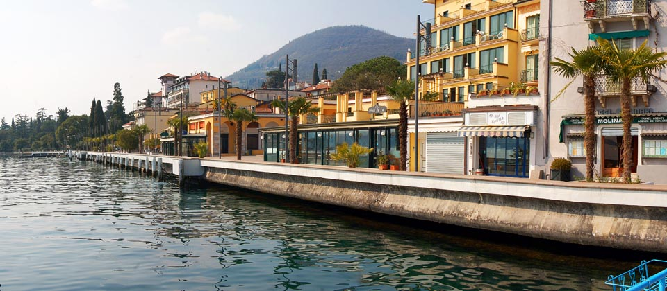 Lust auf Italien, Reisen, Gardasee, Gardone