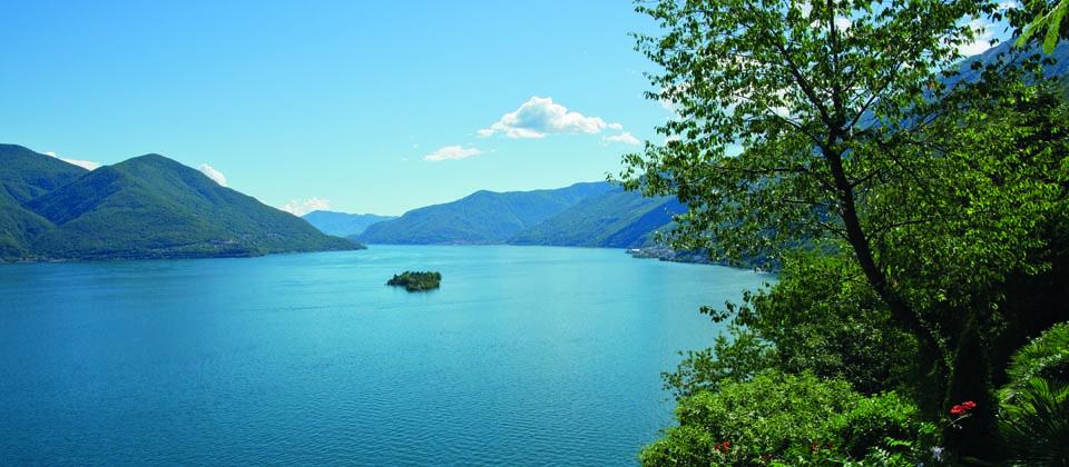 Lust auf Italien, Reisen, oberitalienische seen