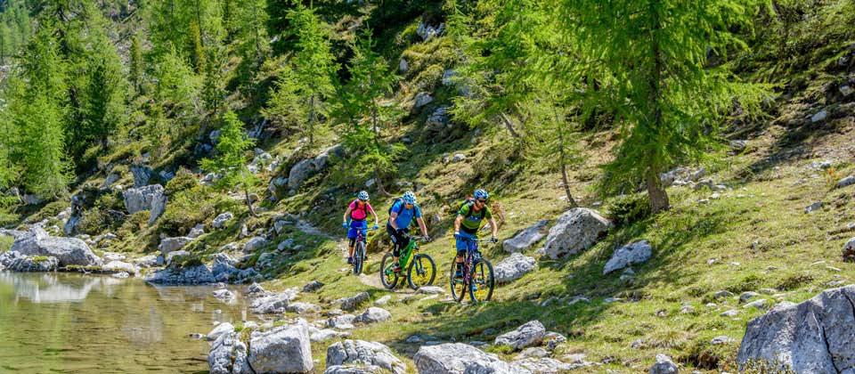 Lust auf Italien, Reisen, Südtirol, Mountainbiken