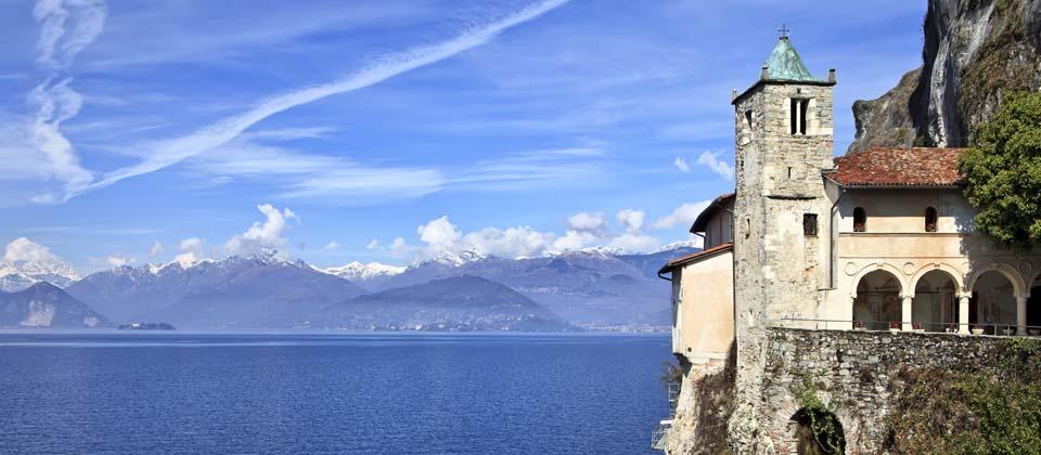 Ostufer des Lago Maggiore