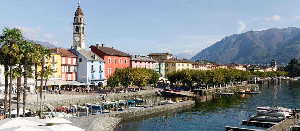 Lust auf Italien, Reisen, oberitalienische Seen, Lago Maggiore,