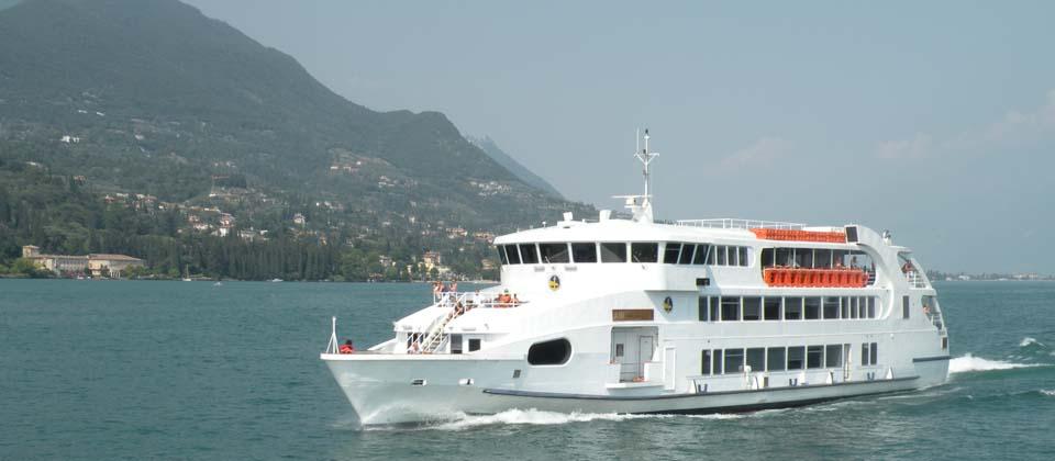 Minikreuzfahrt über den Gardasee