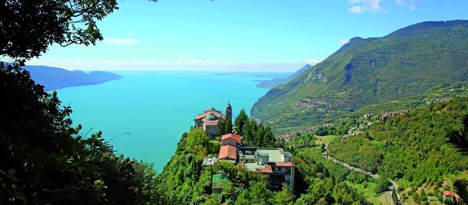 Gardasee, Lago di Valvestino, Idrosee - Drei Seen Tour