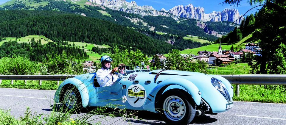 Veranstaltung: Südtirol Classic Rallye