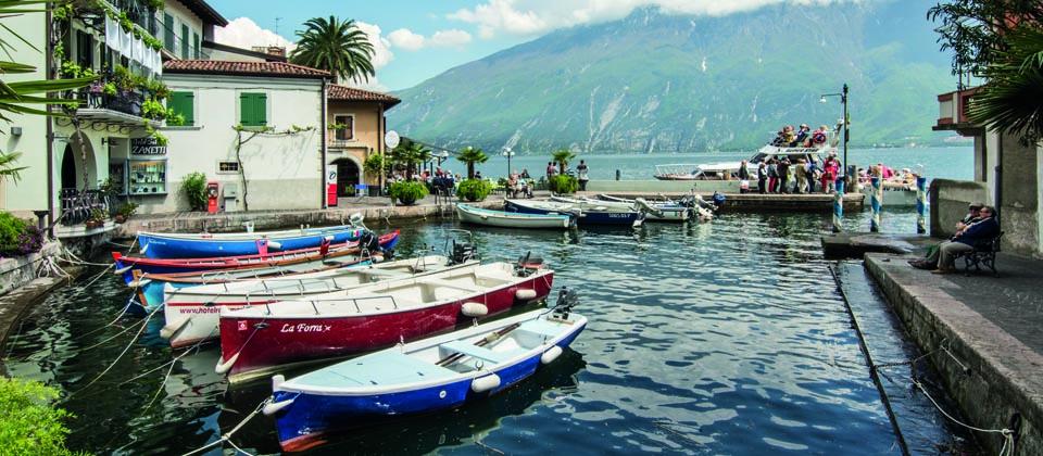 Sehenswürdigkeiten in Limone sul Garda