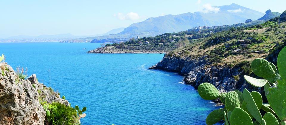 Naturparks - Sizilien