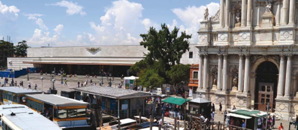 Stazione di Santa Lucia - Bahnhof Venedig