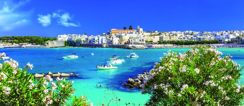 Lust auf Italien, Apulien, Lecce, Kultur und Meer von Lecce,