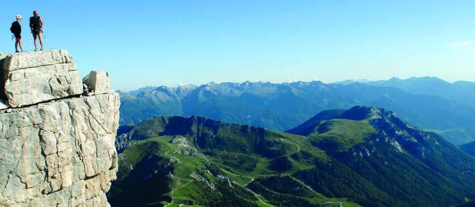 Aktivurlaub Trentino