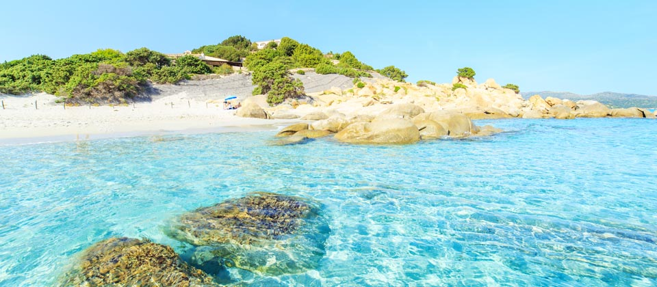 Strände - Sardinien