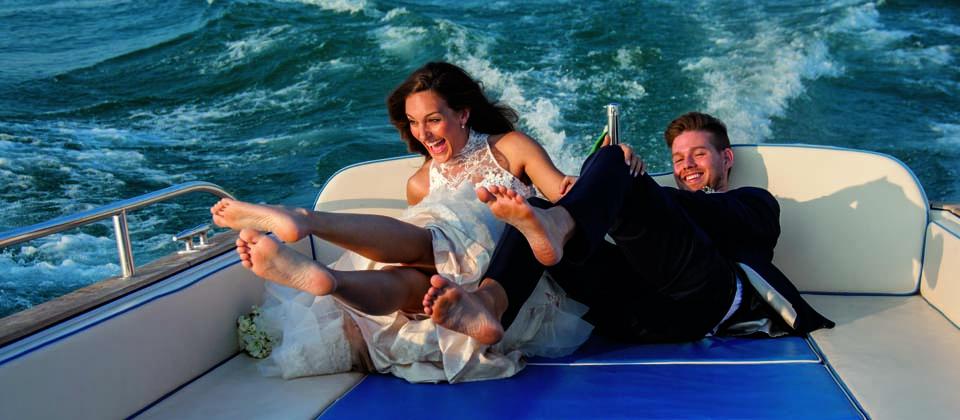 Heiraten - Gardasee