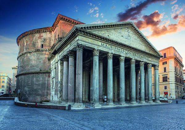 Reise nach Rom