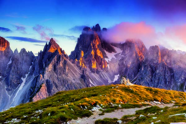 Trentino - Gardasee