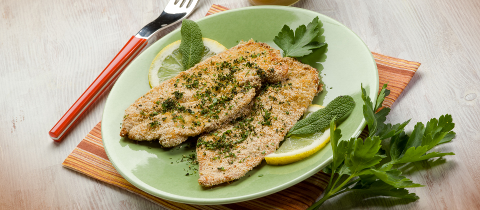 Scaloppine all'erborin