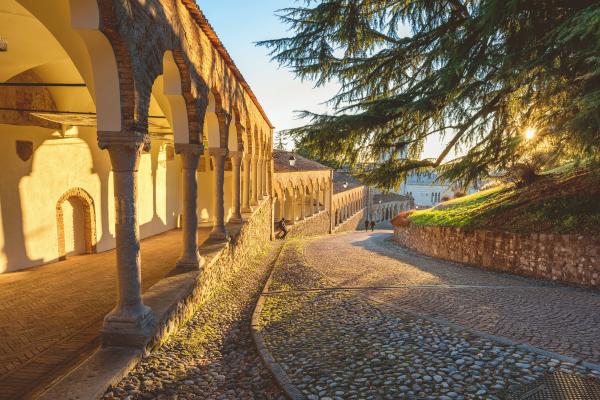 Schloß von Udine