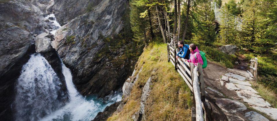 Aufmacher: Latsch-Martell - Südtirol
