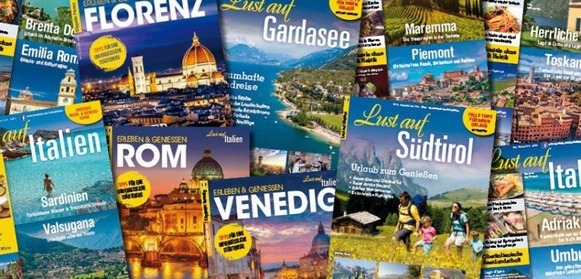 Lust auf Italien: Abo bestellen und tolle Prämie bekommen