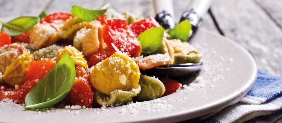 Orecchiette con verdure