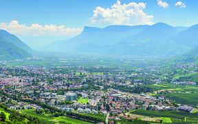 Meraner Land - Urlaubsziele in Südtirol