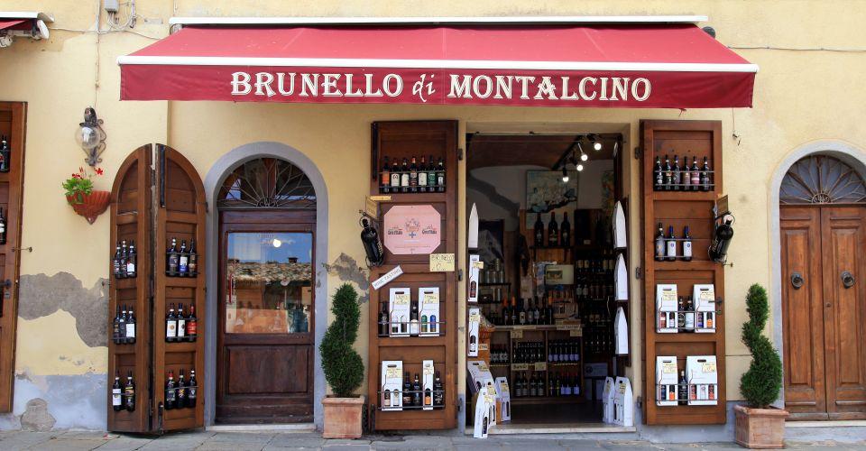Brunello di Montalcino _ Shop