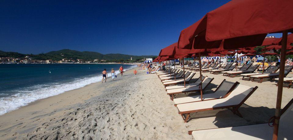 spiaggia di Marina di Campo - Elba