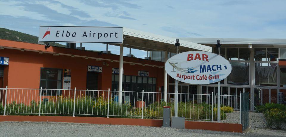 Marina di Campo _ Airport Elba