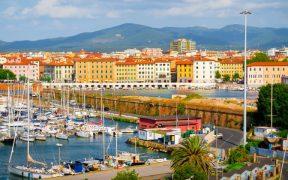 Stadt Livorno Beitragsbild