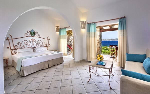 Hotel Resort: Valle Erica Sardinien