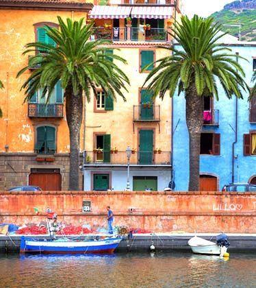 Corsica Ferries - Mit dem Schiff nach Sardinien