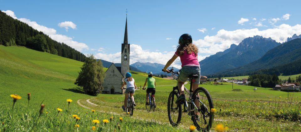 Drei Zinnen Radfahren Beitragsbild