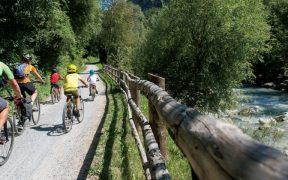 Fahrradtouren Vinschgau Beitragsbild