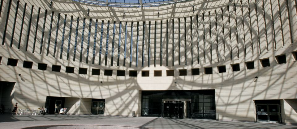 mart - museum of art in rovereto