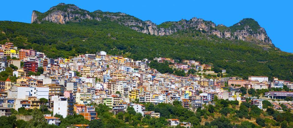 italie; sardaigne; ogliastra : village