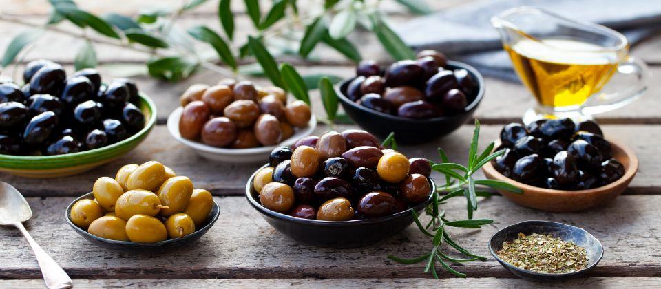 Olivensorten Beitragsbild