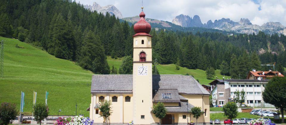 Chiesa dei Santi Pietro e Paolo, Soraga