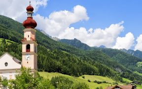 Das schöne Tauferer Ahrntal, Zillertaler Alpen